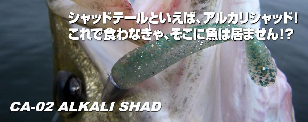 Coreman CA-02 Alkali Shad