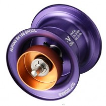 SLP Works Alphas SV 105 Spool - Purple