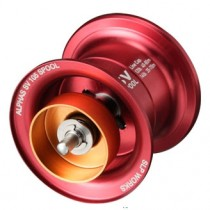 SLP Works Alphas SV 105 Spool - Red