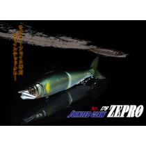 Gan Craft Jointed Claw 178 ZEPRO