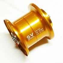 RCS Bait Casting SV Spool 1000 Orange