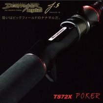 Megabass Destroyer T.S. TS72X Poker