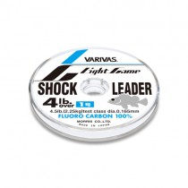 Varivas Light Game Shock Leader Fluorocarbon
