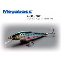 Megabass X-80 Jr SW
